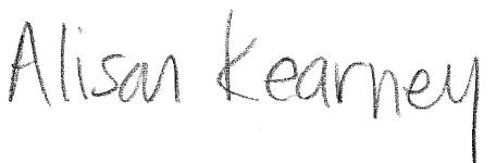 Alison Kearney -